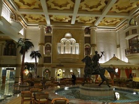 Hotel Oman: Calaretul arab