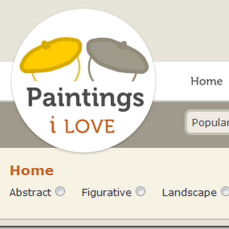 Paintings I Love – Online Gallery Review and Tour