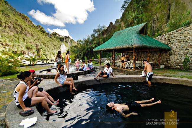 Puning Hot Spring Porac Station Three