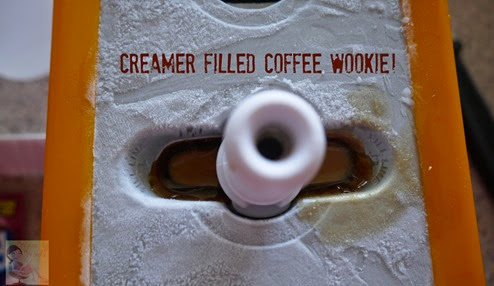 Creamer filled wookie