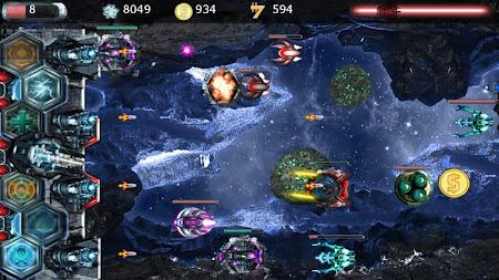 Galaxy Defender: Battlestation 1.09 screenshot 25746