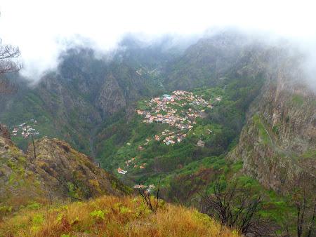 Obiective turistice Madeira: Curral das Freiras