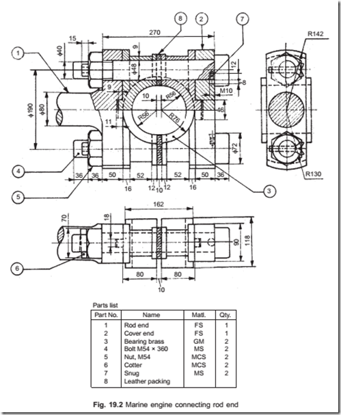 Student Mechanica: Engine Parts: Connecting Rods