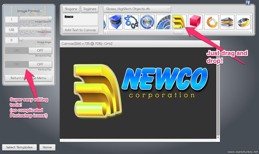The Logo Creator 7.2.9 + Portable