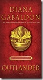 book cover of Outlander by Diana Gabaldon