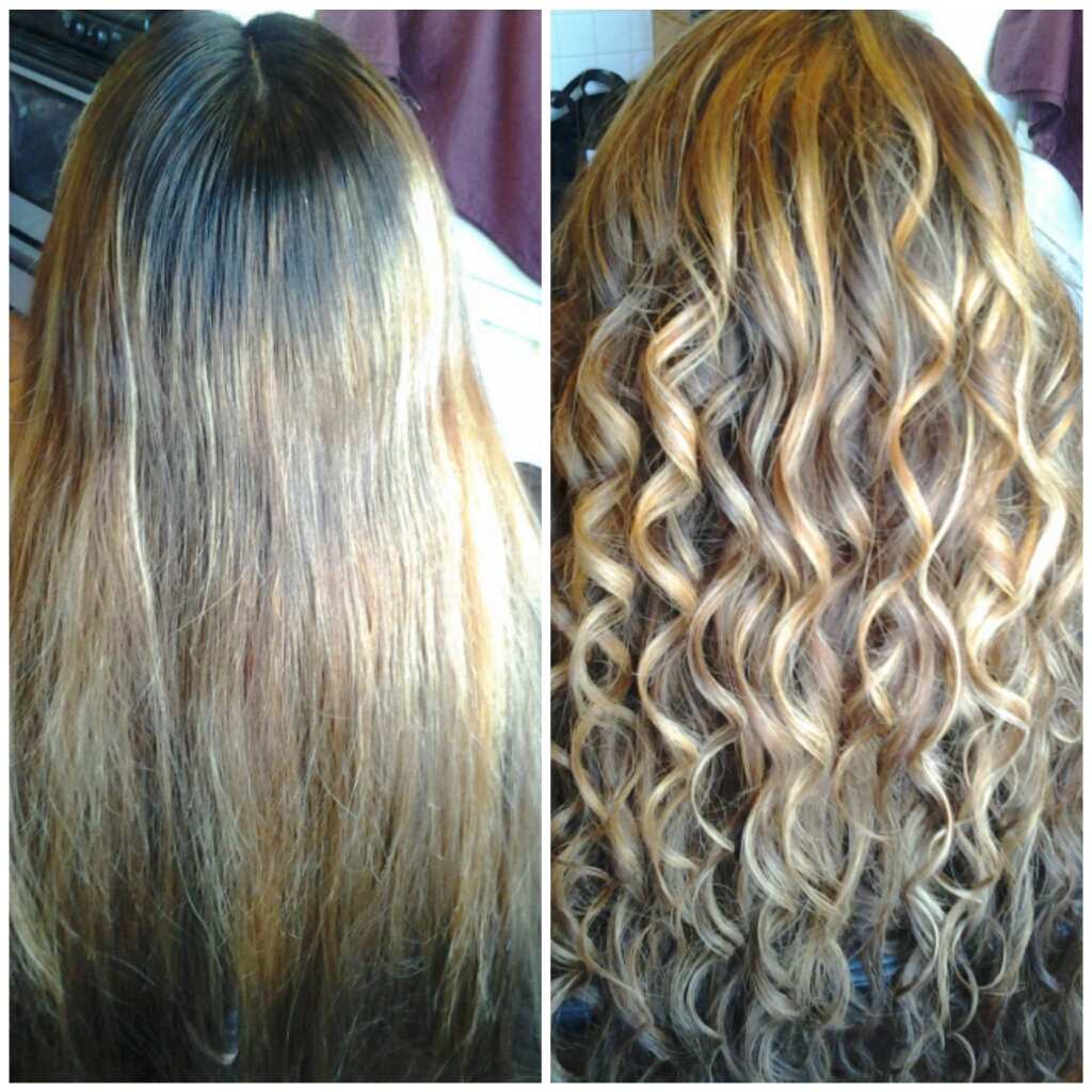 Healthy Hair Is Beautiful Hair Highlights And Color