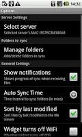 Screenshot of Wifi Dropbox Pro