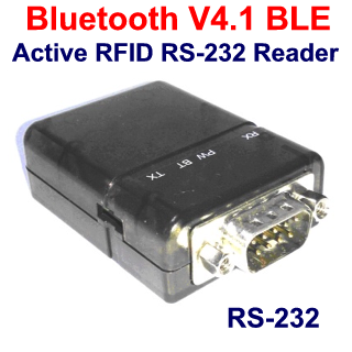 BluetoothV4.1 BLE RS-232 Setup