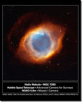 Helix Nebula-Eye of God