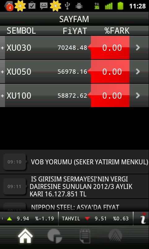 Ata Trader - screenshot