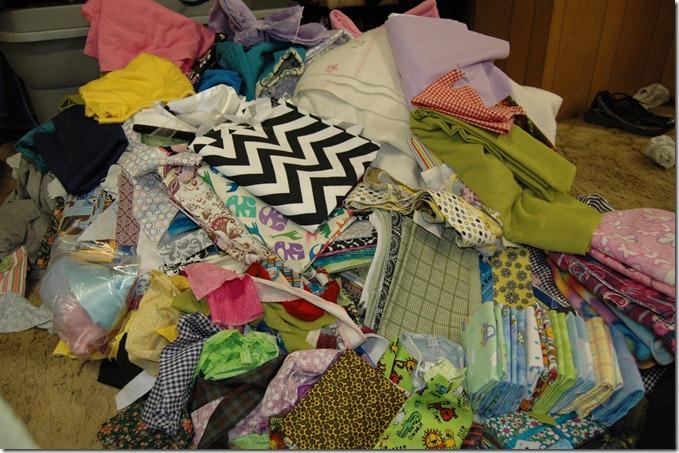 mug rug giveaway.pile of fabric 001