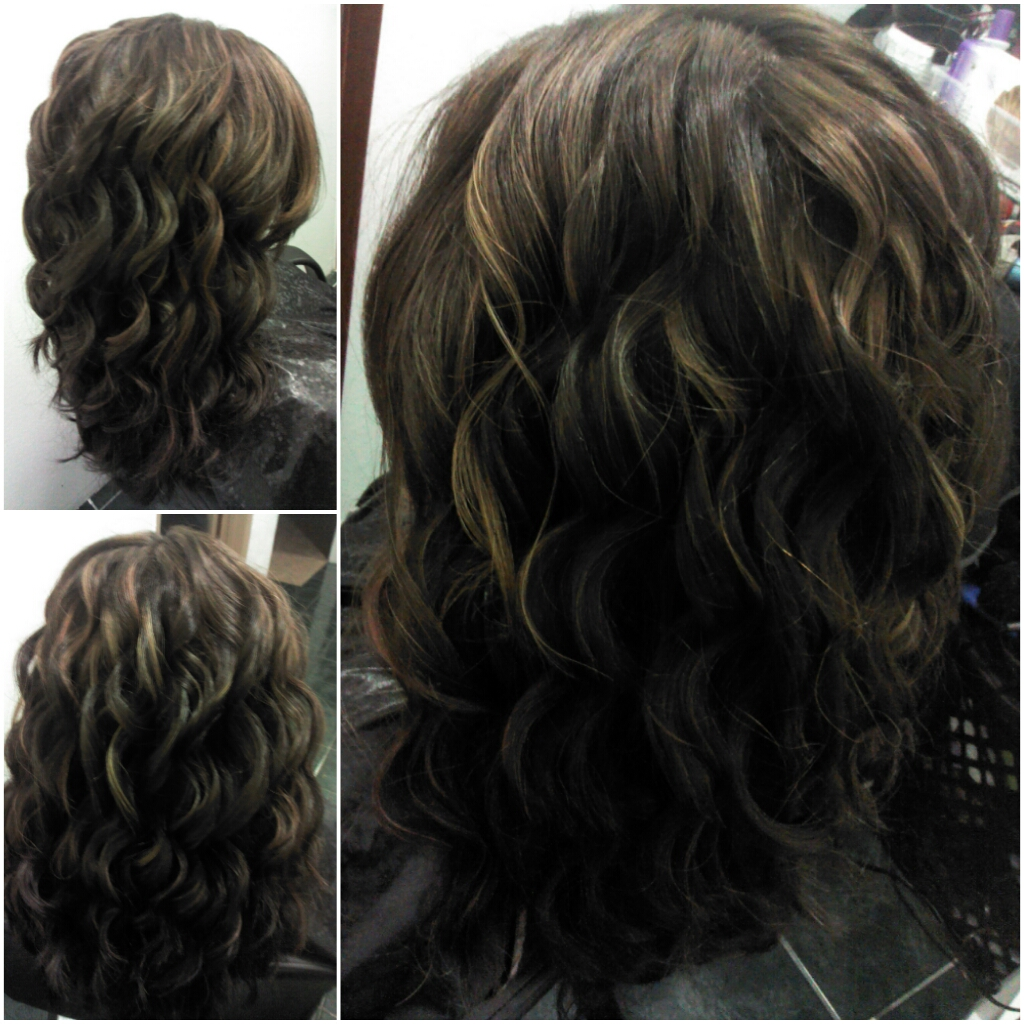 Healthy Hair Is Beautiful Hair Brown Haircolor W Copper And