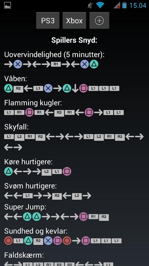 snyde koder til GTA V – Android-apps på Google Play