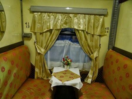 Vagon dormit clasa 1 Bucuresti - Chisinau