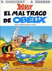 P00031 - Asterix El Mal Trago de o