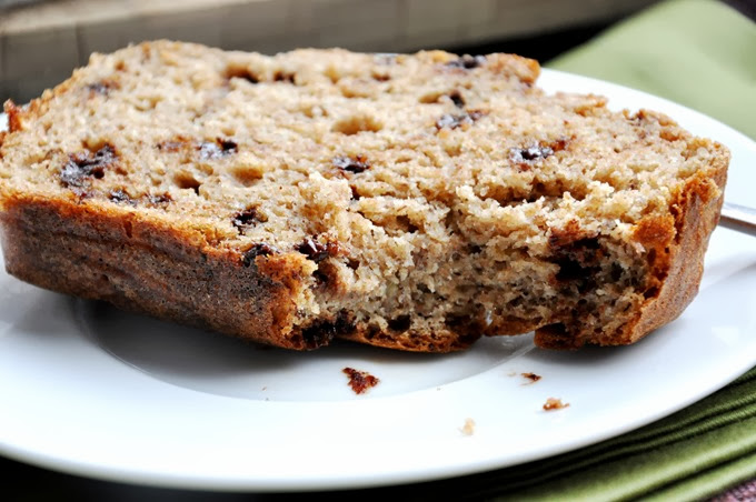 chocolate chip buttermilk banana bread 032