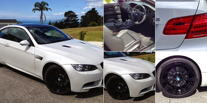 all cars nz 2014 bmw m3 coupe for sale in new zealand price 124 900. Black Bedroom Furniture Sets. Home Design Ideas