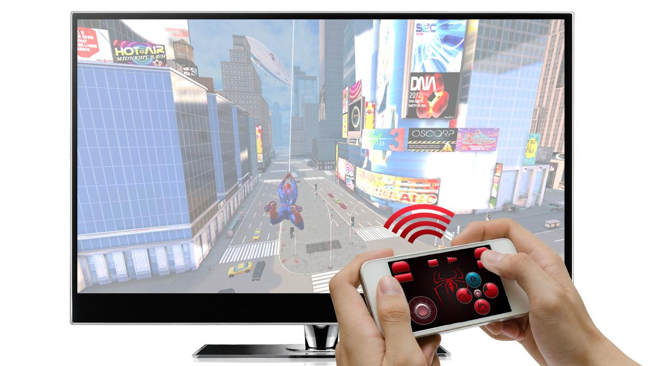 Gameloft Pad for LG TV - screenshot