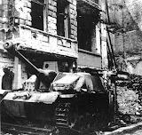 Panzer Berlin nch 1945