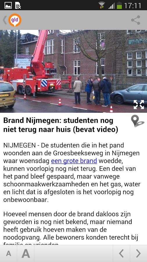 Omroep Gelderland - screenshot
