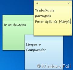 notas autoadesivas para windows 7