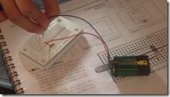 Curso de electrónica usando el protoboard