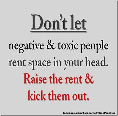 negative toxic