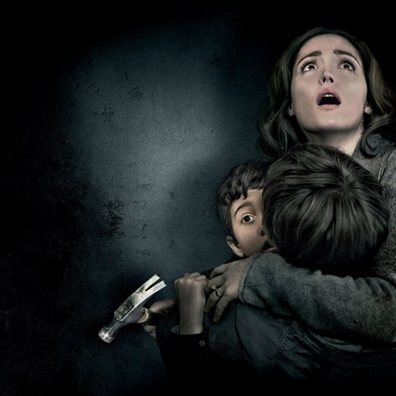 "Rose Byrne Shaken by the Spirit World in ""Insidious: Chapter 2"""