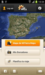MiTierra Maps - screenshot thumbnail