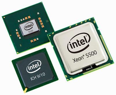 perkembangan teknologi prosesor intel