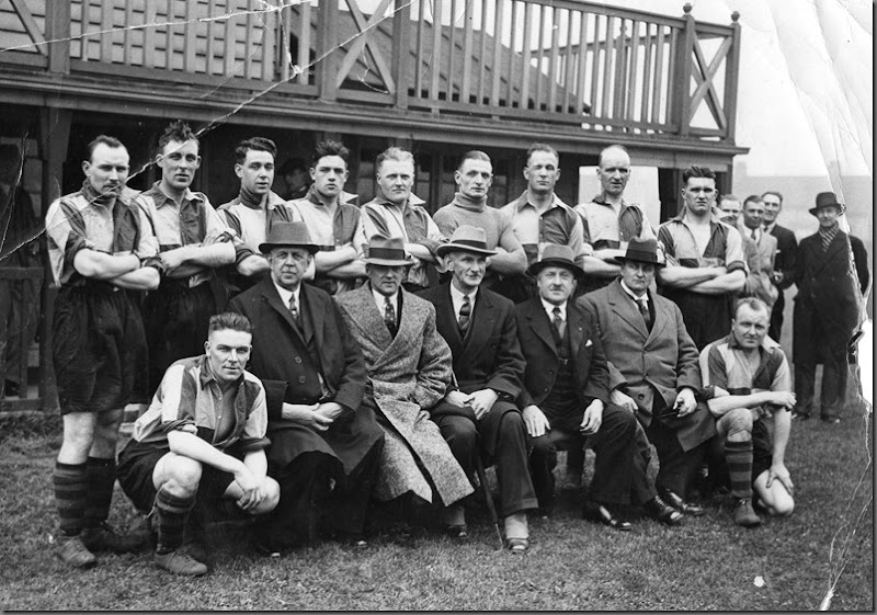 Kingston upon Hull Police v Durham County Constabulary, Hull Sports Ground 1934/34