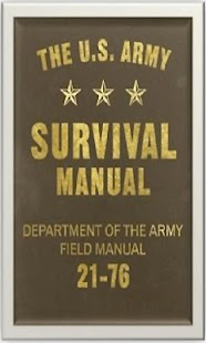 Army Survival Manual - screenshot thumbnail