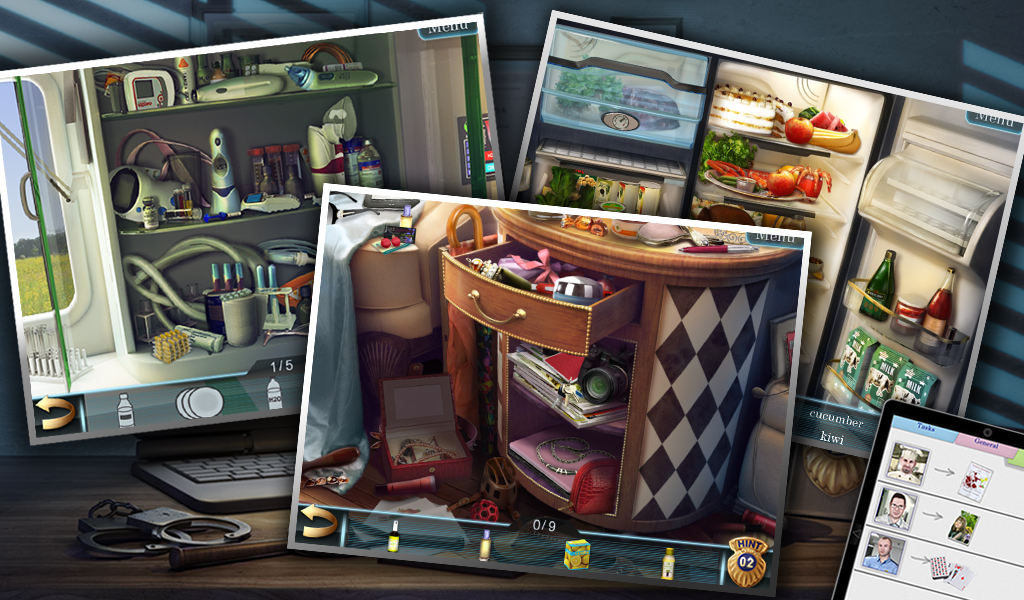 Royal Express: Hidden Object- screenshot