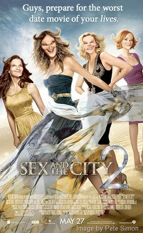 Sex in the City 2 - real poster