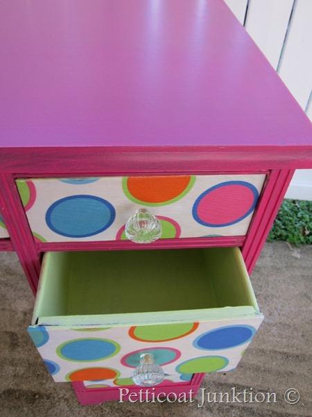 decoupage-desk