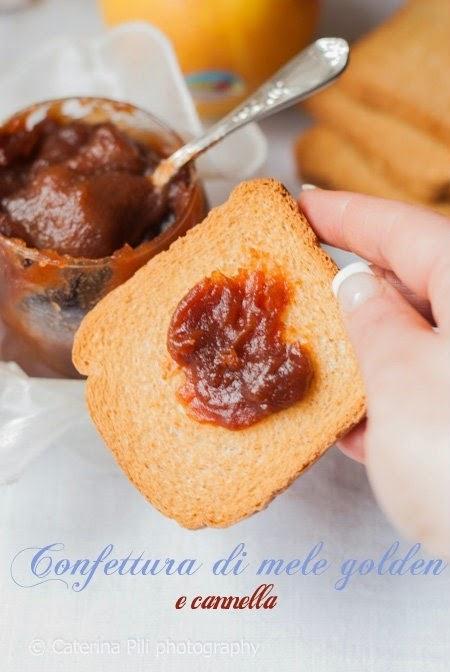 Ricetta Confettura di mele golden e cannella Bimby