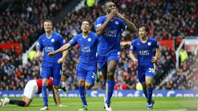 Leicester City thắng giải Ngoại hạng Anh