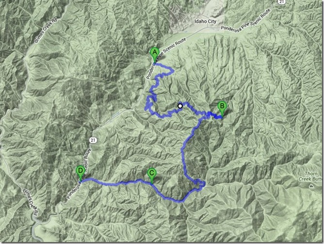 Boise NF map 3