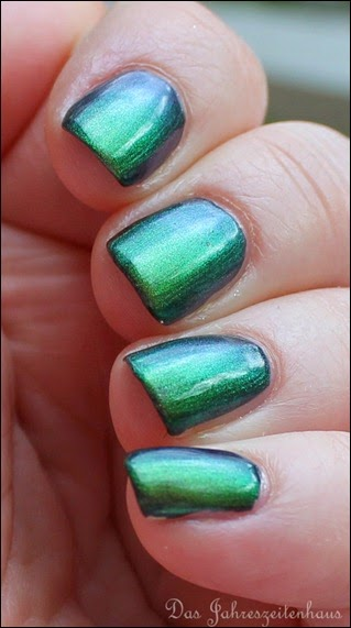 SNC Super Nail Center Effektlack Greensoul 7