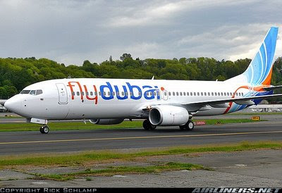 Fly Dubai anunta zboruri din Belgrad