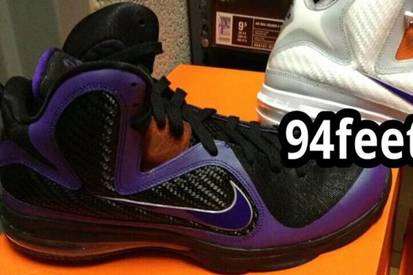 915d5d032af ... Diana Taurasi8217s Nike LeBron 9 8220Mercury8221 Home amp Away PEs ...