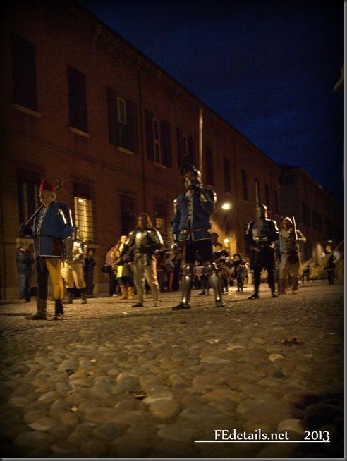 Palio of Ferrara, Italy - Corteo Storico, Photo3