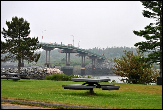 01k - visiting Lubec - FDR International Bridge to Campobello Island