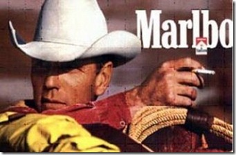 Former professional rodeo rider Wayne McLaren posed for Malboro and died of lung cancer-785202