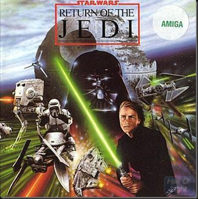 return of jedi amiga box