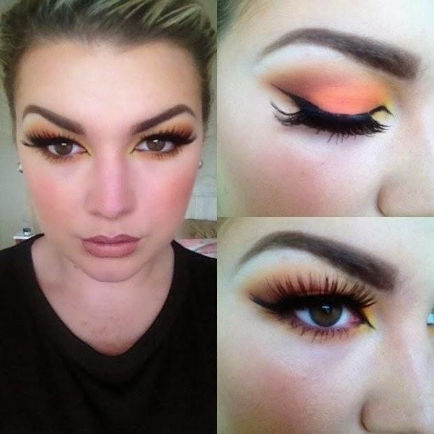 Makeup For Eyeliner Ideas Wearing Girls Fashion 2d