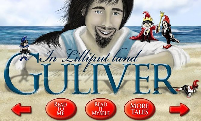Gulliver's Travels - screenshot