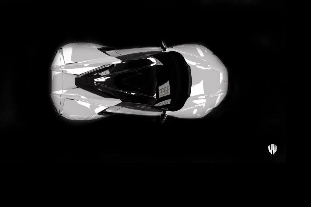 Lykan Hypersport Top View >> Lykan Hypersport Is The Arab World S First Supercar Costs 3 4