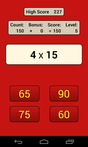 免費教育App|Quick Calc (game)|阿達玩APP