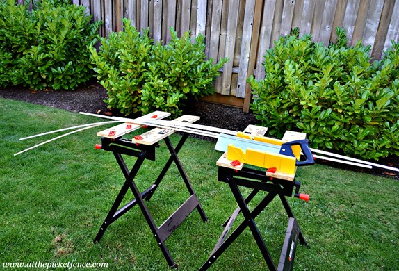 DIY Party Miter Saw